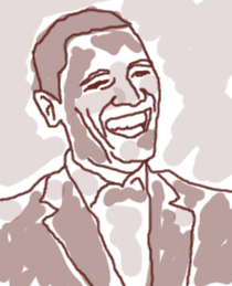 obama_2-outline-drawing