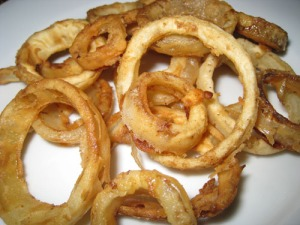 I've Never Liked Onion Rings Either