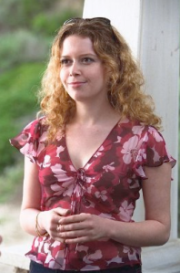 "Jessica (Natasha Lyonne) - Vicky's sexually experienced friend (from the movie, ""American Pie"""