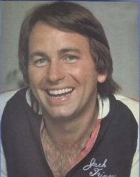 "Jack Tripper, from the TV show, ""Three's Company"""